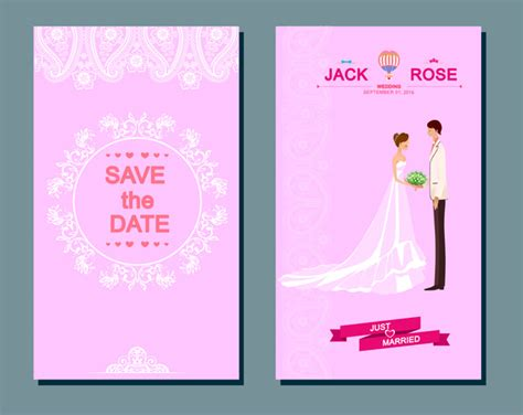 make save the date cards free save the date card free vector in adobe illustrator ai