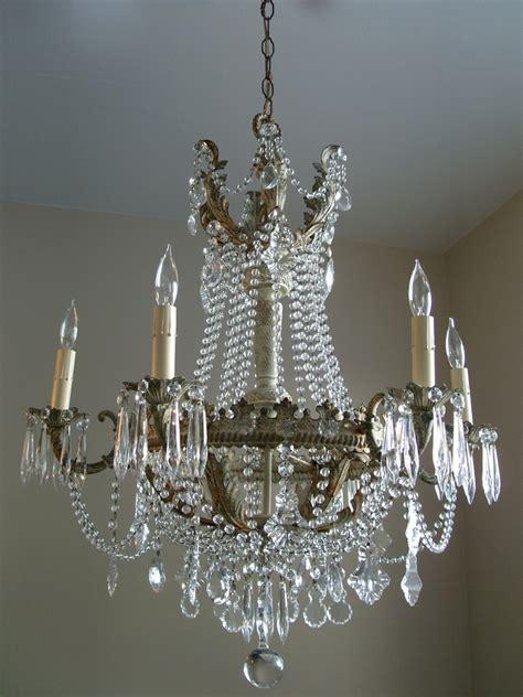 chic chandelier chabby chandelier chic