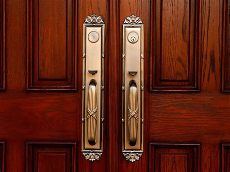 front entrance door handles how to choose front door hardware todays entry doors