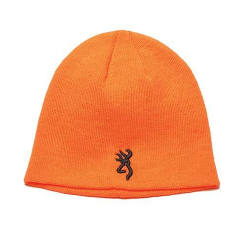 orange knit beanie browning kenai knit beanie blaze orange