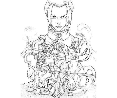 avatar the movie coloring pages coloring home