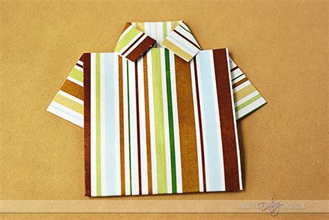 origami suit origami shirt and tie tutorial