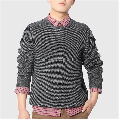 mens knitted sweater get cheap cable knit sweater aliexpress
