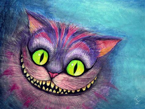 cheshire cats painting cheshire cat by ylorish on deviantart