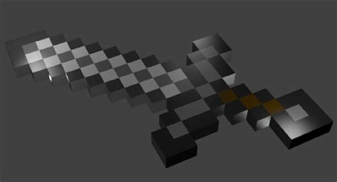 minecraft iron minecraft iron sword by tagahrim on deviantart
