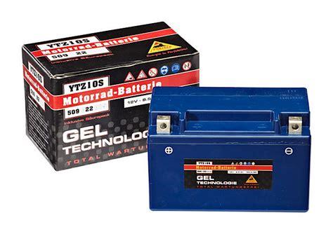 Motorrad Batterie Ytz10s by Panther Gel Tech Motorradbatterie Ytz10s Der Batterieladen