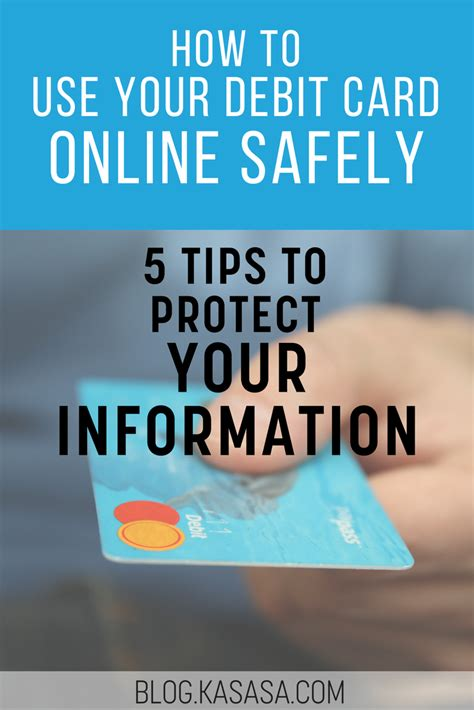 how to make debit cards how to use your debit card without worrying about