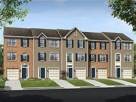 ryland townhomes floor plans tydings townhome floor plan in randallstown md ryland homes