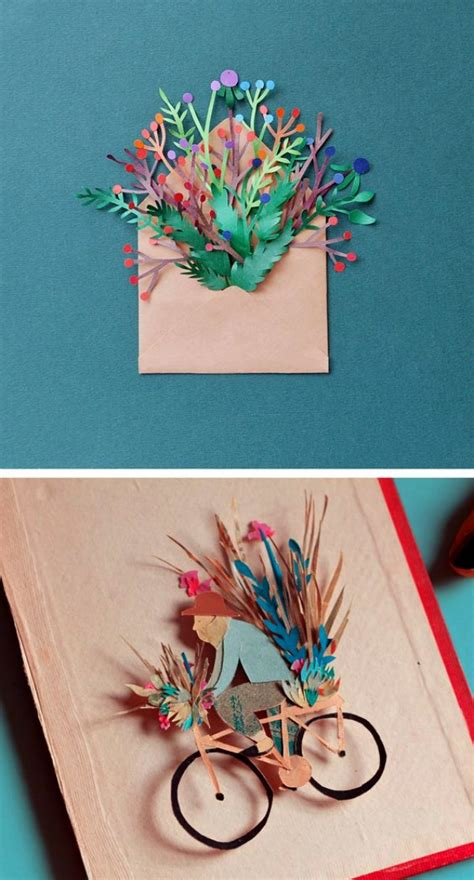 paper cutting crafts for 50 easy paper cutting crafts for beginners