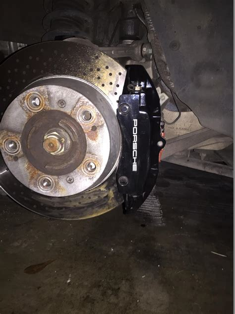 spray painting brake calipers brake caliper paint rennlist discussion forums