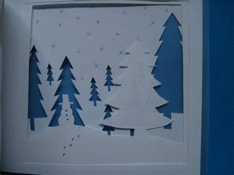 winter paper crafts tiny winter paper house book pic heavy paper crafts