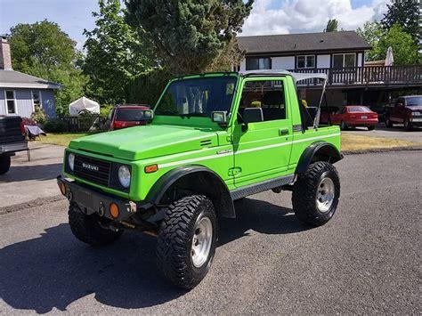Suzuki Samurai Top by 1988 Suzuki Samurai Top For Sale In Parksville