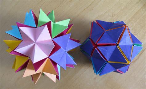 origami revealed flower origami maniacs origami revealed flower