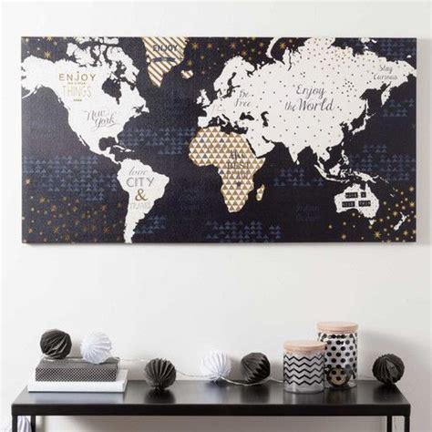 les 25 meilleures id 233 es concernant carte murale du monde sur mappemonde plans et