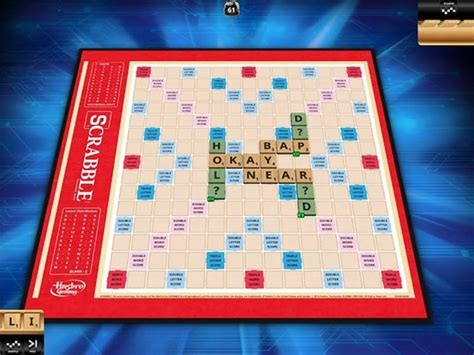 scrabble for windows the classic board scrabble and risk make the jump to