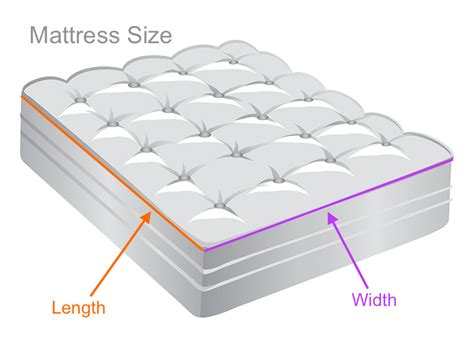 crib mattress measurement cot size chart mattress size