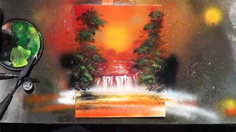 spray painting how to spray paint nature