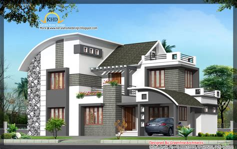 contemporary home plans and designs modern house plans in kerala style so replica houses