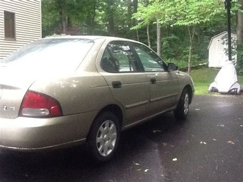 2002 Nissan Sentra Xe by Purchase Used 2002 Nissan Sentra Xe Sedan 4 Door 1 8l In