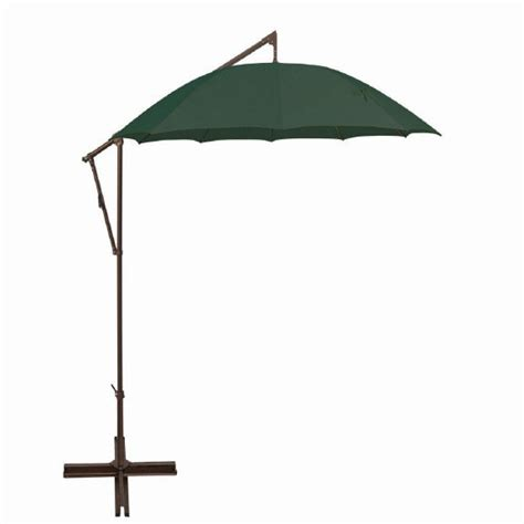 patio cantilever umbrella best cantilever patio umbrella 9 gt best price coolaroo