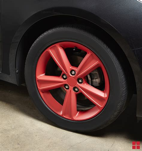 spray painting wheels how to paint racing stripes on your car with peelable