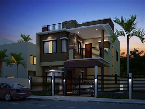 house designer breathtaking storey residential house home design