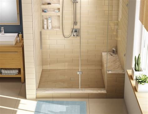 bathroom shower bases shower seating design ideas for luxury bathrooms maison