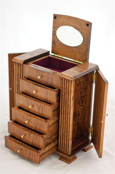 make wooden jewelry box 17 best ideas about wooden jewelry boxes on