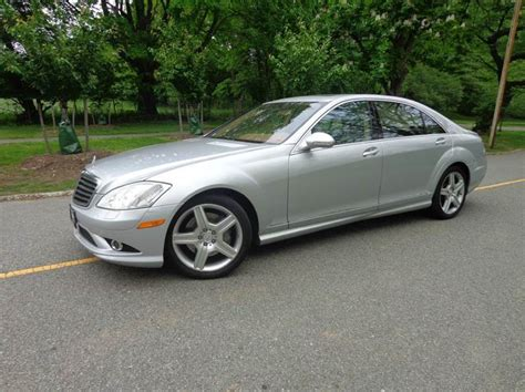 2008 Mercedes S550 4matic by 2008 Mercedes S Class S550 4matic Awd 4dr Sedan In