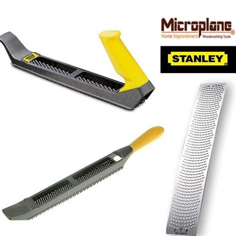 shaping tools woodworking microplane surform blade stanley surform option wood