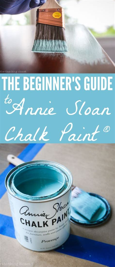 chalk paint wax tips the beginner s guide to using sloan chalk paint
