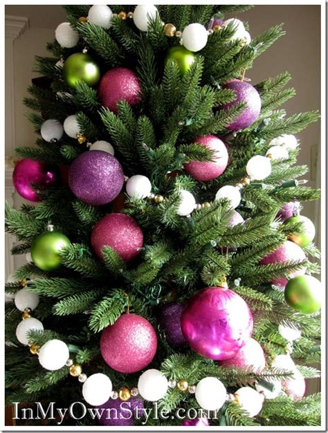 How To Decorate Bowls by How To Make A Snowball Christmas Tree Garland In My Own
