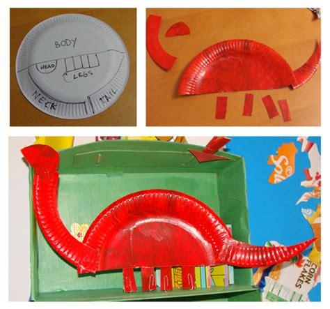 dinosaur craft projects fab mums 187 dinosaur craft