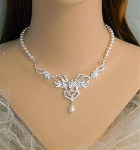 how to make wedding jewelry bridal jewelry set wedding jewelry pearl bridal necklace