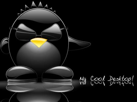 cool my linux my cool desktop k 233 p