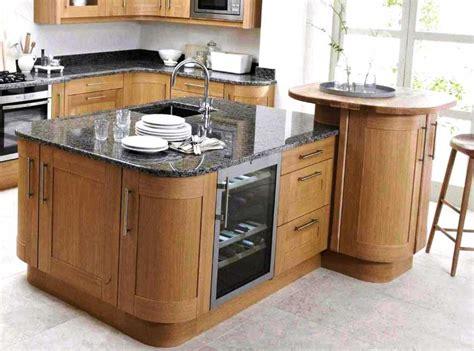 kitchen islands oak oak kitchen island with breakfast bar home interior exterior