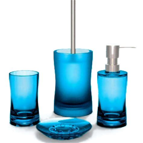 bright bathroom accessories modern bright colored bath accessories