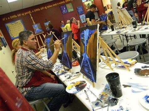 paint with a twist orlando release your inner gogh picture of painting with a