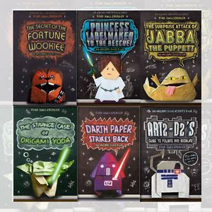 the origami yoda series tom angleberger collection origami yoda series 6 books set