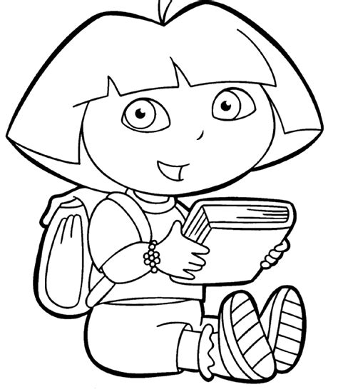 coloring picture of book coloring book pictures coloring home