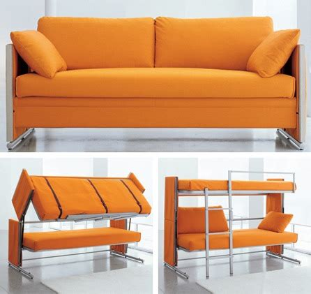sofa converts to bunk beds craziest gadgets