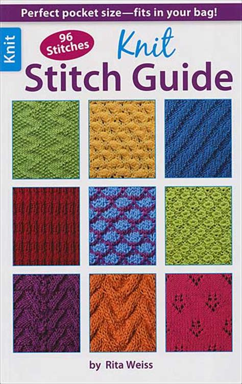 knitting dictionary knit stitch dictionary from knitpicks knitting by