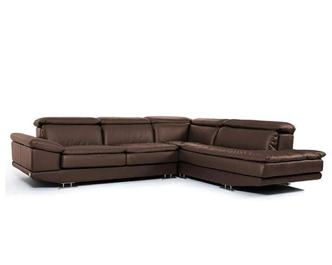 italian leather sectional sofa italian leather sectional sofas dreamfurniture 942