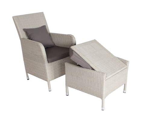 patio chair and ottoman set patio flare portobello chair and ottoman outdoor set the