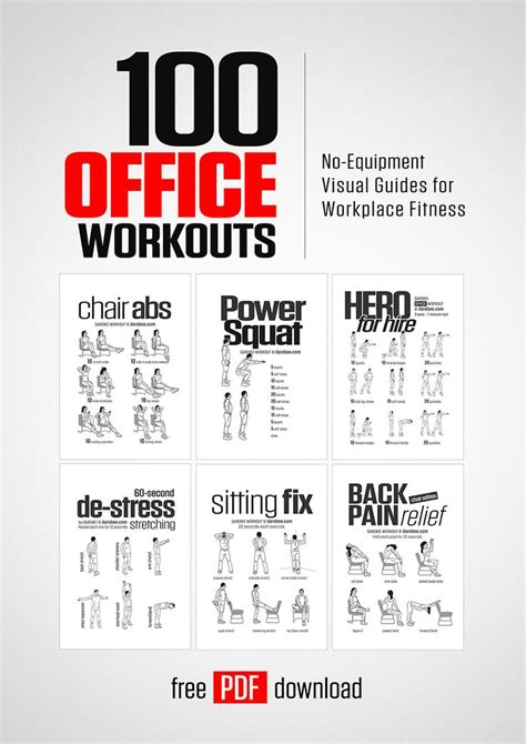 office workouts at desk best 25 office workouts ideas on workout at