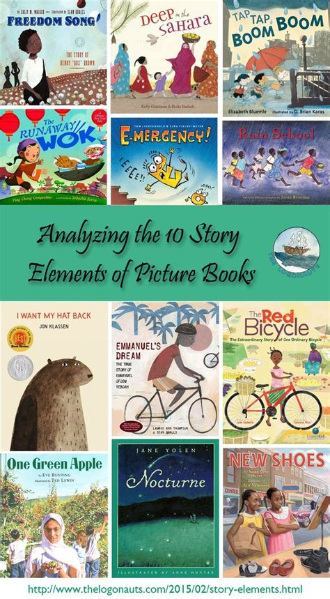 picture books to teach story elements best 25 story elements ideas on story