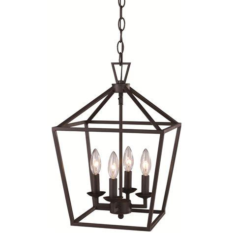 4 light pendant fixture trans globe 10264 4 light bird cage pendant homeclick