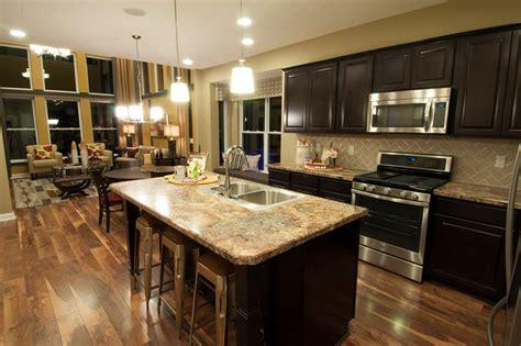 model of kitchen design m i homes of columbus waterford park parkside model