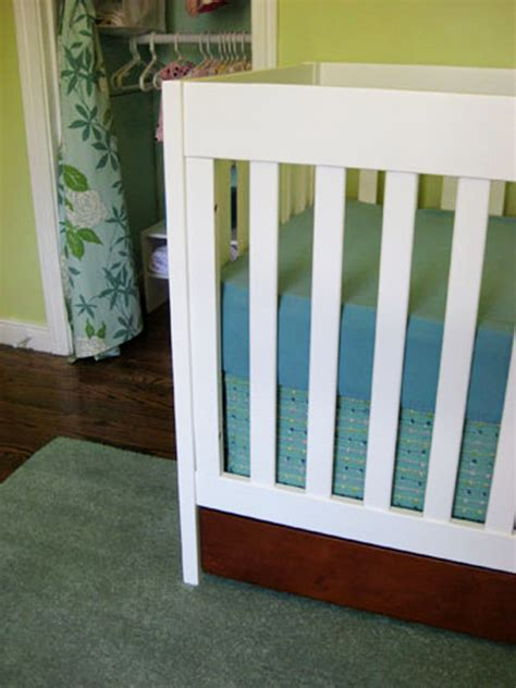 crib bed skirt diy bed skirts for baby cribs 28 images top 10 crib bed