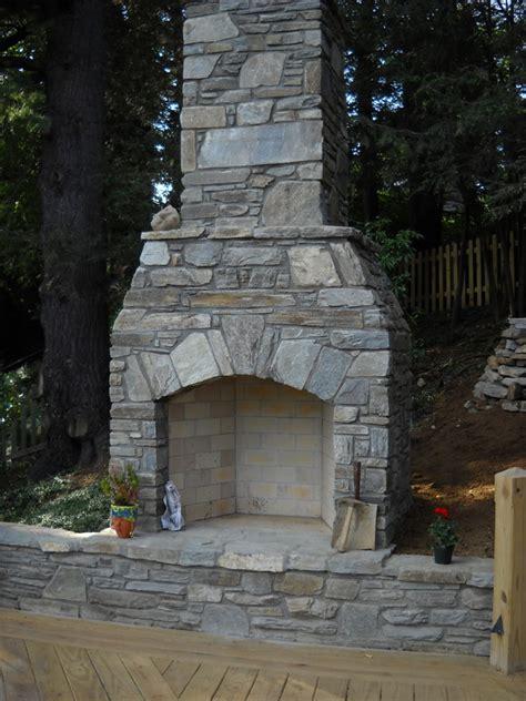 how to build an indoor fireplace stonetutorials living masonry